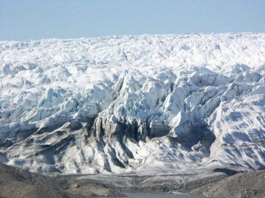 Гренландия – ледовый щит уязвим