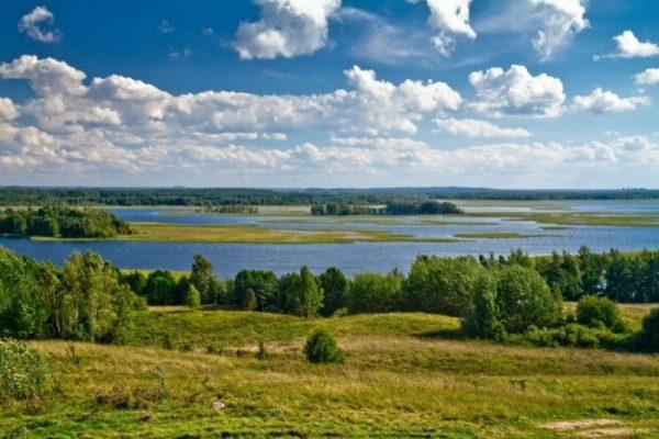 Браславские озера – красота и магия природы