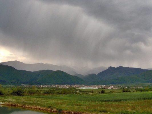 Кислотные дожди — коварный враг всему живому